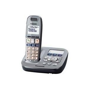 Panasonic KX-TG6591GM - Schnurloses Telefon mit...