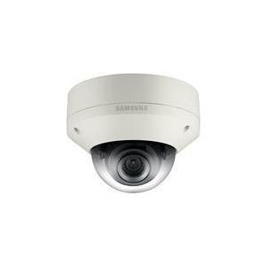 Hanwha Techwin Samsung WiseNet III SNV-5084 - Netzwerk-Überwachungskamera - Kuppel - Außenbereich - staubdicht/wasserdicht/vandalismusresistent - Farbe (Tag&Nacht) - 1,3 MP - 1280 x 1024 - 720p - Automatische Irisblende - motorbetrieben - Audio -