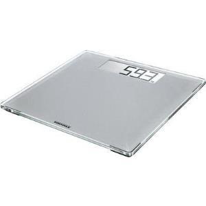 Soehnle Sense Comfort 400 Elektronische Personenwaage Quadratisch Silber (63855)