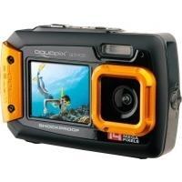 Action, Outdoorkameras - Easypix Aquapix W1400 Active Unterwasserkamera (Orange) (10050)  - Onlineshop JACOB Elektronik