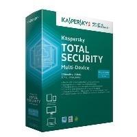 Kaspersky Total Security Multi-Device - Abonnem...