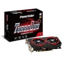 PowerColor RADEON R7 260X 1GB GDDR5 TD OC PCI-E 2*DVI HDMI DP (AXR7260X1GBD5-TDHE)
