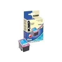 KMP H48 - Farbe (Cyan, Magenta, Gelb) - wiederaufbereitet - Tintenpatrone (ersetzt HP 901) - für HP Officejet 4500, 4500 G510, J4524, J4540, J4550, J4585, J4624, J4640, J4660, J4680 (1711,4560)