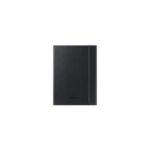 Samsung Book Cover Keyboard EJ-FT810 - Tastatur und Foliohülle - Bluetooth - Schwarz Tastatur , Schwarz Gehäuse - für Galaxy Tab S2 (9.7 ) (EJ-FT810MBEGDE)
