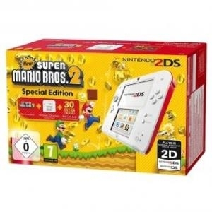 Nintendo 2DS - New Super Mario Bros. 2 Special ...