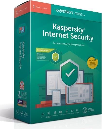 Kaspersky Lab Internet Security + Android Secur...