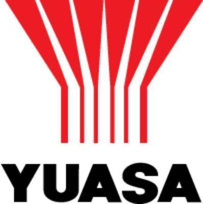 Yuasa Motorradbatterie YTZ12S 12 V 11 Ah Passen...