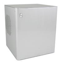 Computergehäuse - LC Power LC 1500Smi Desktop Slimline Mini ITX ohne Netzteil Silber USB Audio (LC 1500SMI)  - Onlineshop JACOB Elektronik