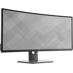 DELL UltraSharp U3417W   LED Monitor   Gebogen   86.7 Cm (34.14)   3440 X  1440   300 Cd/m²   1000:1