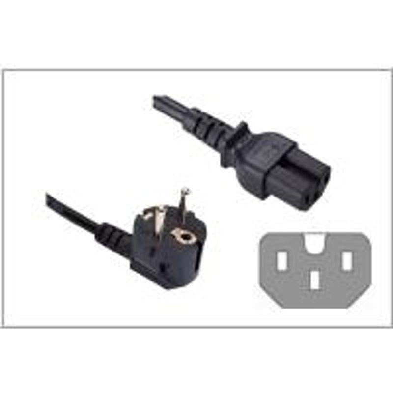 ST18//3S C1 ZEV SW RD Steckverbindung 3-polig Zugentlastung und Verriegelung unmontiert Stecker und Gegenst/ück//Anschlu/ß inkl f/ür steckbare Geb/äudeinstallation