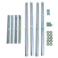 Ergotron VESA-Adapter Passend für Serie: Universal Silber jetztbilligerkaufen