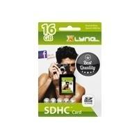 Xlyne SDHC-Karte 16GB 7216000 Class 4 jetztbilligerkaufen
