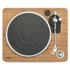 Plattenspieler, Turntables - The House of Marley House of Marley STIR IT UP Plattenspieler (EM JT000 SB)  - Onlineshop JACOB Elektronik
