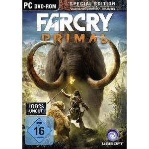 Ubisoft Far Cry Primal - Special Edition Speziell PC Windows 7 8.1 10 Action/Abenteuer Montreal Shanghai Kiev Toronto Deutsche (800082285) - broschei