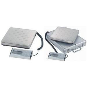 Maul Paketwaage Wägebereich (max.) 120kg Ablesbarkeit 50g batteriebetrieben Silber jetztbilligerkaufen
