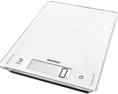 Kleingeräte - Soehnle Digitale Küchenwaage KWD Page Profi 300 Wägebereich (max.)=20 kg Silber (61507)  - Onlineshop JACOB Elektronik