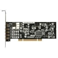 Soundkarten - ASUS Xonar D1 Soundkarte 24 Bit 192 kHz 116 dB S N 7.1 PCI ASUS AV100 Low Profile  - Onlineshop JACOB Elektronik
