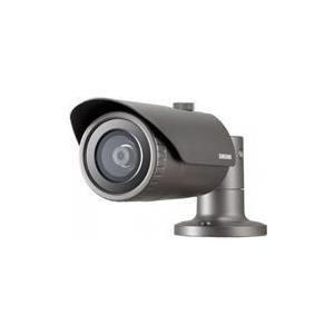Hanwha Techwin QNO-6010R - CAMERA 2MP IR BULL Maximal 2 MP (1920 x 1080) AuflösungIntegriertes 2,8 mm Fix-ObjektivMax. 30 BpS bei 2 MP Auflösungen (H.265/H.264)H.265, H.264, MJPEG-Komprimierung unterstützt, Mehrfach-Streaming Bewegungserkennung, Manipulat