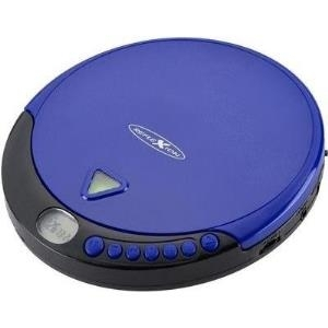 CD, MP3 Player - Reflexion PCD510MF Personal CD player Blau (PCD510MF BL)  - Onlineshop JACOB Elektronik
