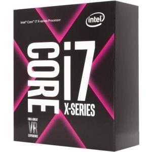 Intel CPU Intel Core i7-7820X Prozessor - 11MB - 8/16 3,6GHz - ohne Kühler (BX80673I77820X)