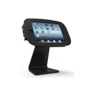 Compulocks iPad Secure Space Enclosure with Rotating 360° Kiosk Black - Aufstellung für Tablett - Aluminium - Schwarz - für Apple iPad (3. Generation), iPad 2, iPad Air, iPad Air 2, iPad with Retina display