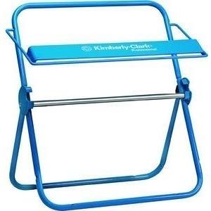 Kimberly-Clark Professional* Wischtuchspender, Wandhalter, Met., für: 1 Großrolle, blau Stück (6146) jetztbilligerkaufen