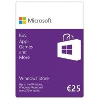 Microsoft Windows Store - Gift Card - (EUR25) -...