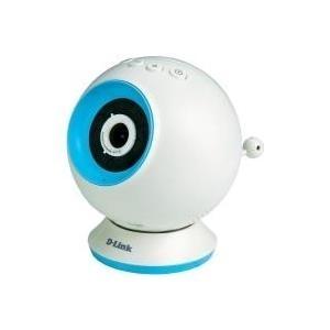 D-Link DCS-825L EyeOn Baby Monitor - Baby-Überwachungskamera - drahtlos - 1 Kamera(s) - CMOS (DCS-825L)