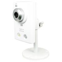 Logilink Fast Ethernet IP HD-Camera with White ...