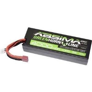 Absima Modellbau-Akkupack (LiPo) 11.1 V 4000 45...