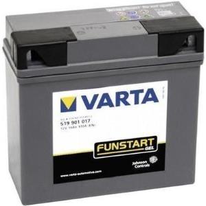 Varta Motorradbatterie BMW 12 V 19 Ah ETN 51990...
