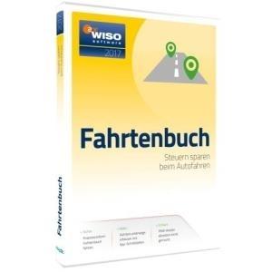 WISO Fahrtenbuch 2017 - broschei