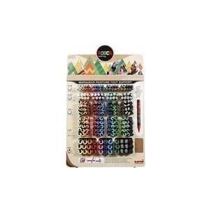 uni-ball Pigmentmarker POSCA, 229er Display bestehend aus: 32 x POSCA PC1MC, 40 Pigment - 1 Stück (MEUBLEPOSCA/229) jetztbilligerkaufen