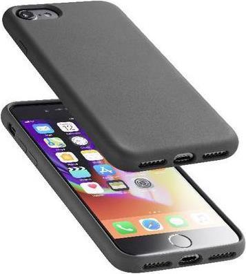Image of Cellularline iPhone Case SENSATIONIPH747K Passend für: Apple iPhone 7, Apple iPhone 8, Schwarz (39392)