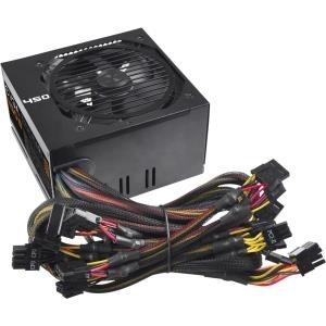 Computernetzteile - EVGA 450B Stromversorgung (intern) ATX 80 PLUS Bronze 450 Watt Schwarz (100 B1 0450 K2)  - Onlineshop JACOB Elektronik