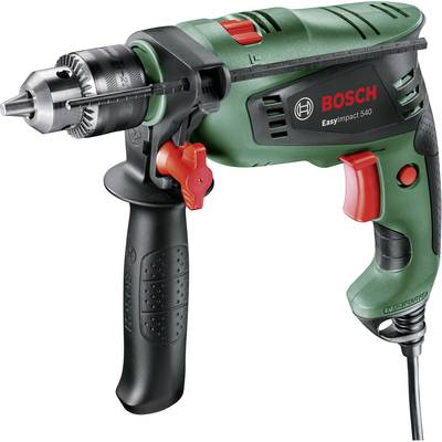 Werkzeuge - Bosch Home and Garden EasyImpact 540 1 Gang Schlagbohrmaschine 550 W inkl. Koffer (0603130200)  - Onlineshop JACOB Elektronik