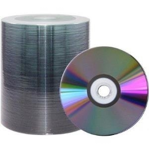XLayer DVD+R 4.7GB Value 16x Shiny Silver Full Surface Full Metalized 100er Bulk (204351)