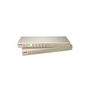 Longshine LCS-K916 - KVM-Switch - PS/2, USB - 16 x KVM port(s) - 1 lokaler Benutzer - Desktop (LCS-K916)