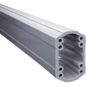 Rittal Tragprofil geschlossen Aluminium Hellgrau (L x B H) 2000 75 120 mm CP 6212.200 1 St. - broschei