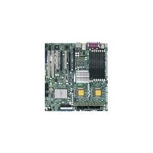 SUPERMICRO X7DWA-N - Motherboard - Erweitertes ATX - LGA771-Sockel - 2 Unterstützte CPUs - i5400 - FireWire - 2 x Gigabit LAN - HD Audio (8-Kanal)