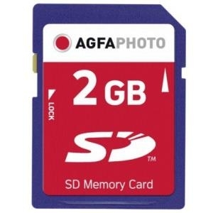 AgfaPhoto SD Karte           2GB...