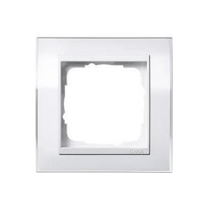 GIRA 1fach Rahmen Event Klar, Standard 55, System 55 Weiß (glänzend) 0211 723 jetztbilligerkaufen