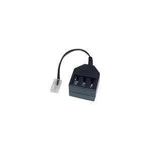 Herweck Helos - Telefonadapter RJ-45 (4-PIN) (M) TAE-NFN (W) 20 cm (014171) jetztbilligerkaufen