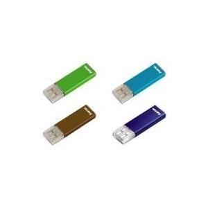 Speicherkarten, Speichermedien - Hama HighSpeed Pro FlashPen 'Valore' USB Flash Laufwerk 8GB USB2.0 grün (104387)  - Onlineshop JACOB Elektronik