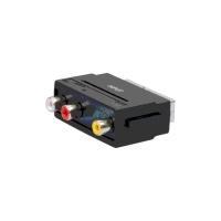 Schwaiger SCA7300 531 - SCART - 3 x RCA - Männl...
