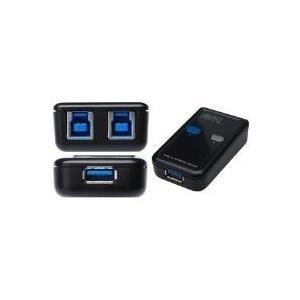 DIGITUS DA-73300 - USB-Umschalter für die gemei...