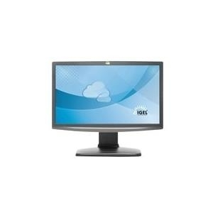 IGEL Universal Desktop UD9 LX Touch - Thin Client - All-in-One (Komplettlösung) - 1 x Celeron J1900 / 2 GHz - RAM 2 GB - Flash 4 GB - HD Graphics - GigE - IGEL Linux v5 - Monitor: LCD 55 cm ( 21.5 ) Touchscreen