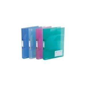 Rexel ICE Ringbuch A4 25 mm klar - Transparent ...