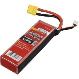 Conrad energy Modellbau-Akkupack (LiPo) 11.1 V ...