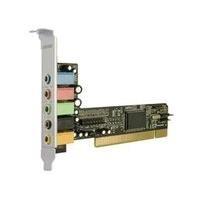 Soundkarten - Sweex Soundkarte 16 Bit 5.1 PCI  - Onlineshop JACOB Elektronik